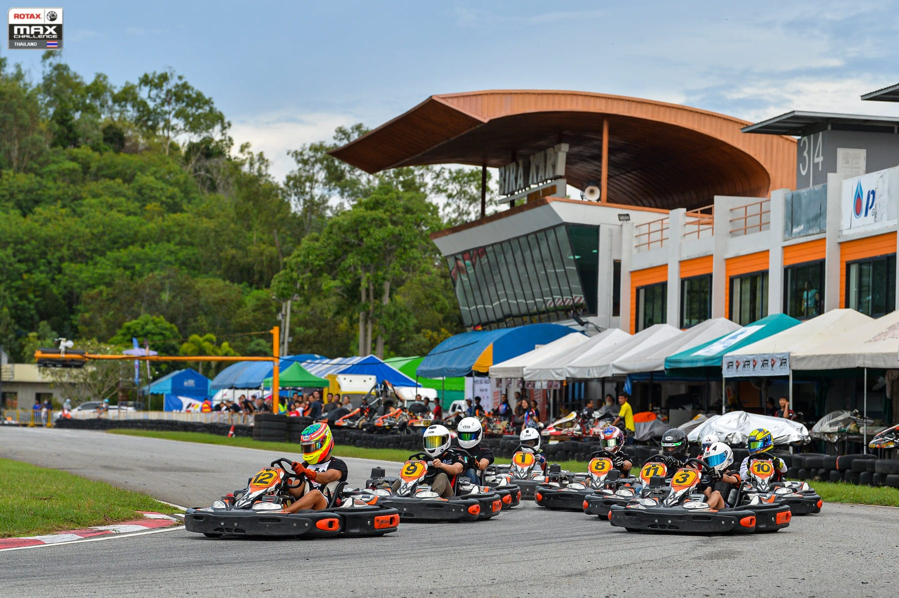 RMCTH R.4-5 Official Practice & BIRA Fun Kart.