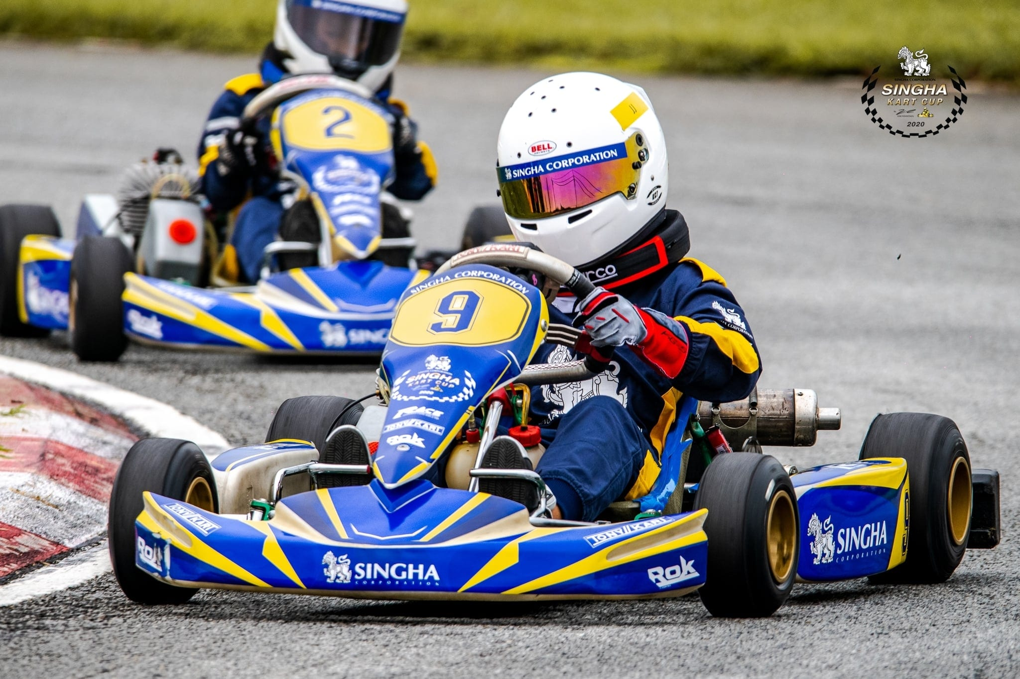 Singha Kart Cup 2020 Training & Audition Day1 17.10.20