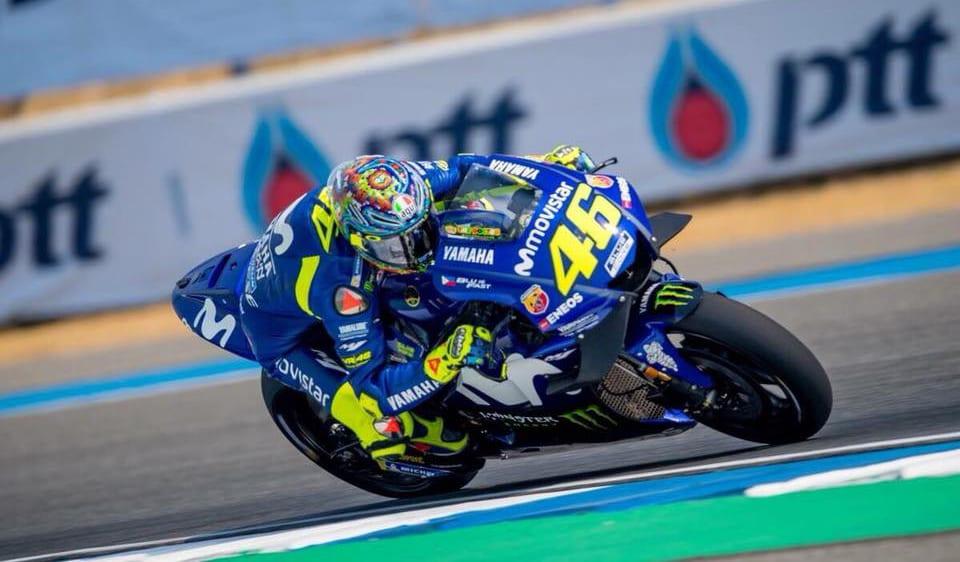 Valentino Rossi ชื่อนี้ตำนานที่ยังมีลมหายใจ
