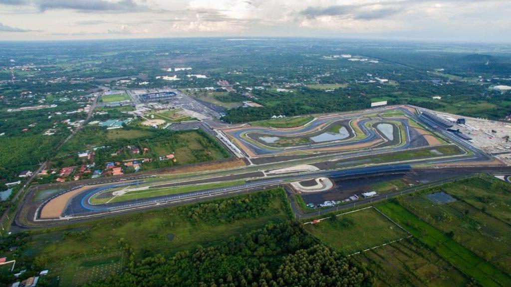 2. Buriram International Circuit, ประเทศไทย