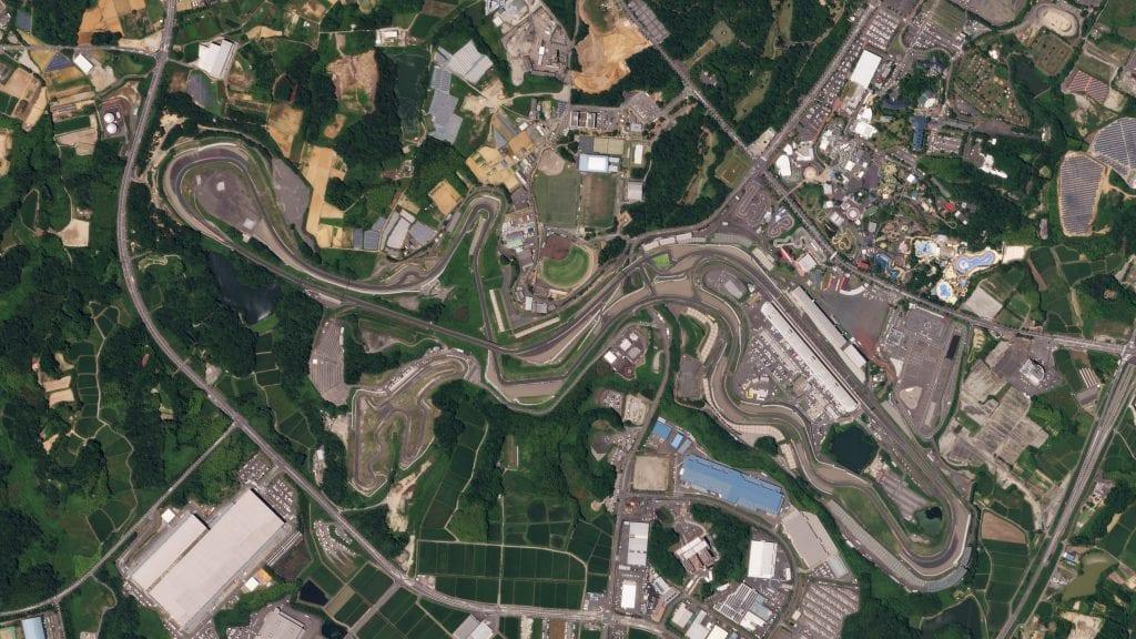 Suzuka International Racing Course, ประเทศญี่ปุ่น