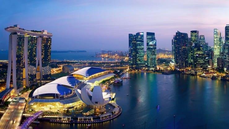 Marina Bay Street Circuit, ประเทศสิงคโปร์