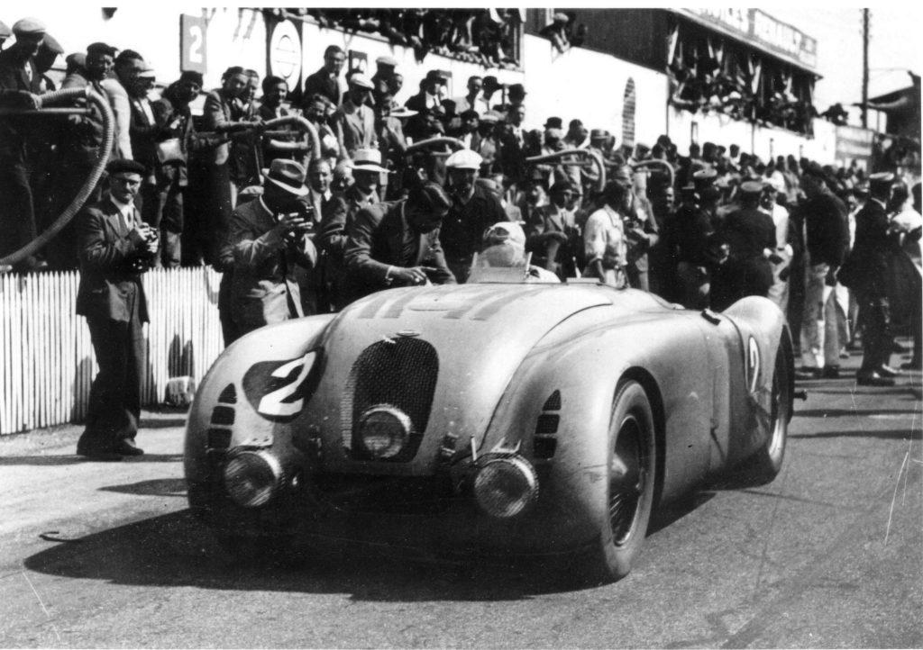 Bugatti Type 57G Tank